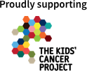 Proudly Supporting The Kids' Cancer Project